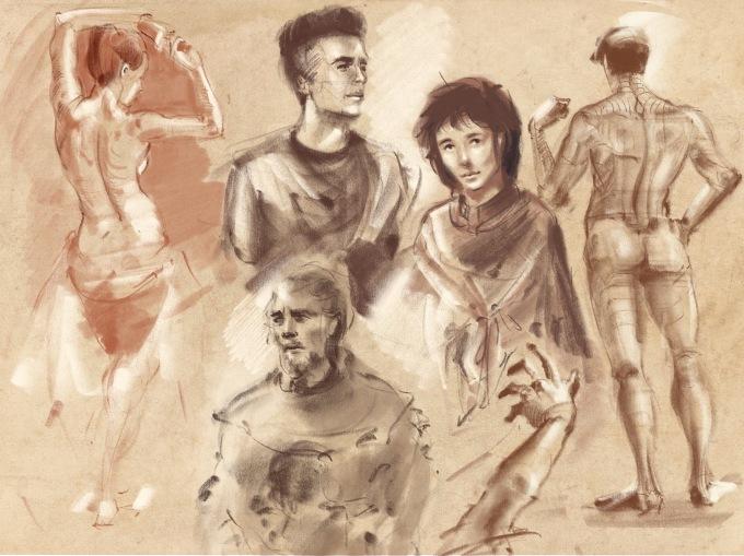 MaxU Sketching